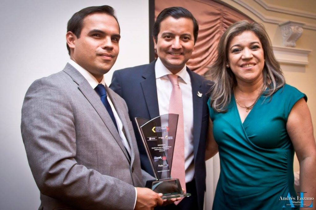 SoftManagement winner of the Ingenio Award  Edition 2015