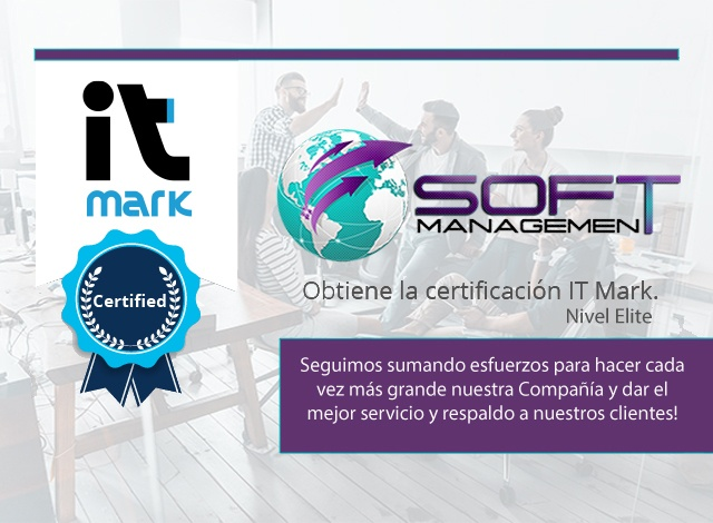 IT Mark Elite Certification: One more achievement we proudly share